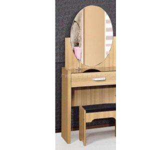 供应板式家具金丝柚木系列梳妆台831