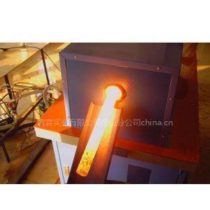 供应震霖110KW大功率中频感应加热电源加热炉
