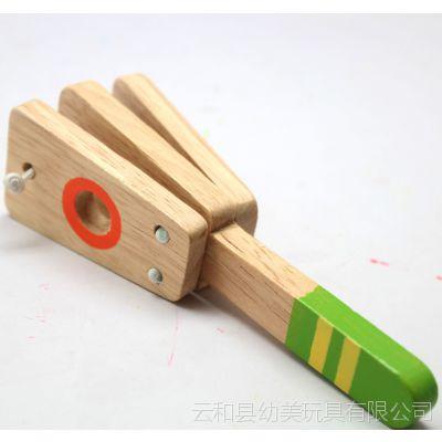 响板 木制玩具 幼儿玩具 儿童 拍拍