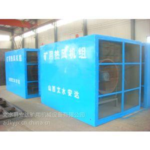 供应KJZ-45全自动热水型空气加热机组|山西文水安达煤机