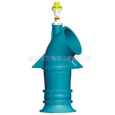 万海ZLB系列不锈钢轴流泵