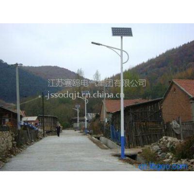 供应北京上海重庆天津太阳能LED路灯6米20W价格赛鸥牌