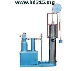 供应电石发气量测定装置