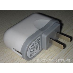 批发供应 原装 5V 2.1A MP4 MP5 USB充电头 平板充电器 带IC保护