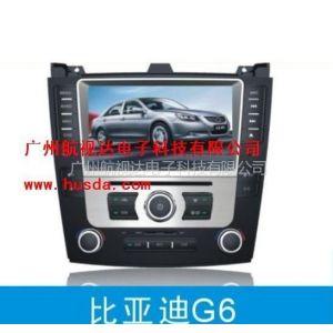 供应原装比亚迪G6专用DVD导航仪/车载GPS导航仪