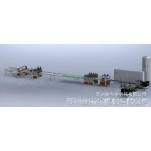 金韦尔供应二氧化碳发泡XPS板生产线