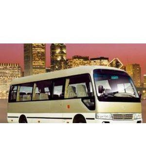 供应通勤车员工接送车班车企事业用车客车商务车旅游车考斯特高级车辆