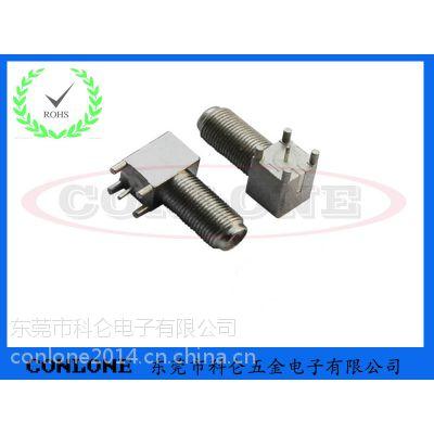 供应F-KWE锌合金视频连接器