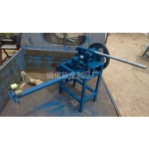 供应白铁烟筒设备 白铁烟筒压筋机子 压花机子,白铁合缝机