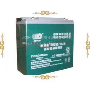 供应奥特多电动车用免维护铅酸蓄电池