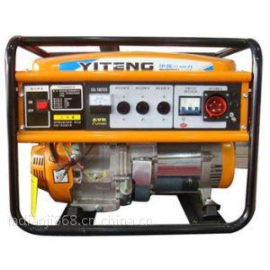 供应5千瓦三相汽油发电机