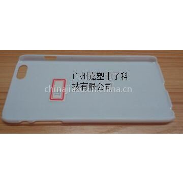 iPhone6 5.5英寸 PC光面素材 磨砂素材 手机壳批发广州嘉塑