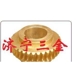 供应铜蜗轮加工 铜齿轮加工 铜套加工