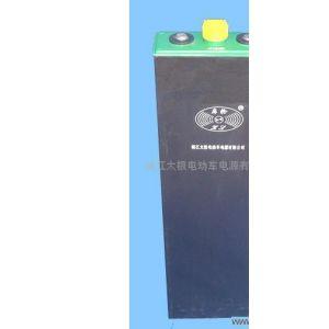 批发24V杭州叉车电池杭州牵引电瓶车电池
