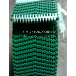 供应爬坡输送带 斜坡式输送带 品质保障 花纹输送带