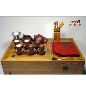 供应工夫茶具/旅行茶具/宜兴紫砂壶/套壶/紫沙壶
