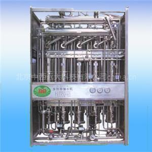 供应电热列管式多效蒸馏水机