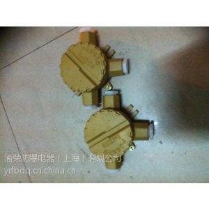 IIC级防爆接线盒 渝荣防爆接线盒 优质防爆管件
