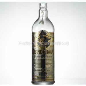 供应中国的定制酒瓶生产厂家