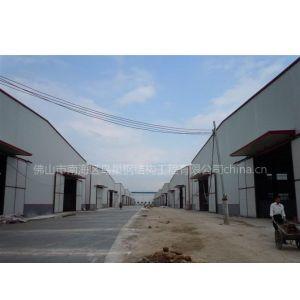 供应钢结构厂房工程样板