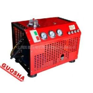 供应船用高压空气充气泵,船用呼吸空气压缩机,小型高压空压机