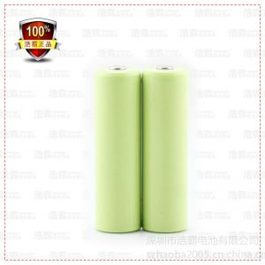 供应热销5号/五号/AA 1.2V 镍氢充电电池1800mAh 2节(工装)深圳浩霸电池公司