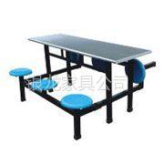 供应供应江苏苏州学校食堂六人可折叠餐桌椅,苏州餐厅餐桌椅生产公司