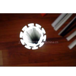 供应PVC异型管,梅花管塑料、ABS塑料管