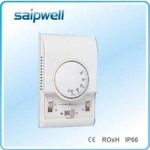 供应中央空调温控器,SP-1000温控器 室内机械式温控器