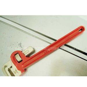 供应桥防牌防爆防磁管子钳,无火花管钳扳手
