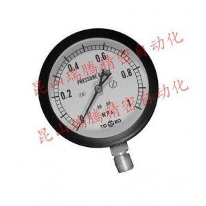 供应 BL-AT-R3/8-75mmx1MPa 不锈钢压力表|TOKO东洋計器压力表