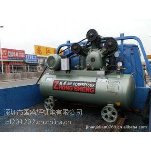 忠盛活塞式空压机10HP价格 忠盛空压机维修保养价格