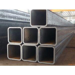 供应16mn大口径无缝方管&Q345B厚壁方矩管现货