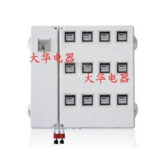 供应山东玻璃钢电表箱12