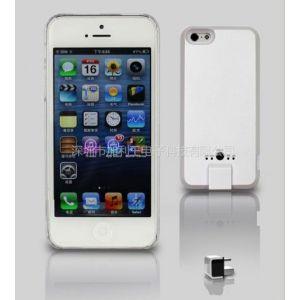 供应苹果iphoe手机外置背夹式备用电池JLW-X5