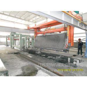 供应加气砌块机械-加气混凝土砌块生产线(年产10万方)