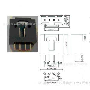 厂家供应:特殊简牛单排CD-ROM,工厂地址(沙井南环路)