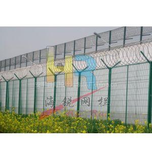 供应内蒙古监狱钢网墙