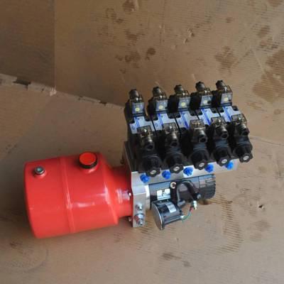 SKBTFLUID供应电动登高车液压动力单元