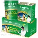 供应木器漆十大品牌中国油漆排名嘉怡宝儿童木器漆报价