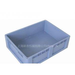 供应EU8623汽车物流周转箱塑料周转箱