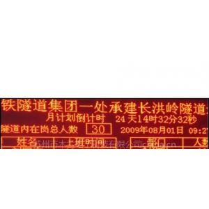 供应隧道LED安全监控系统