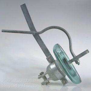 供应玻璃XDP-70CN地线绝缘子生产厂家