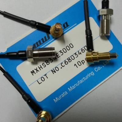 供应代理销售村田MURATA高频测试线MXHS83QE3000