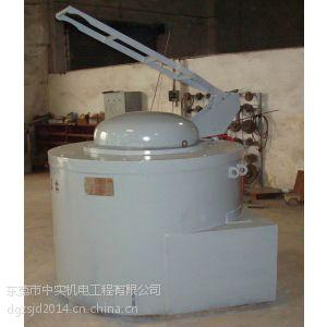 供应广东熔铝炉 东莞坩埚熔化炉 省电铝合金熔炼保温炉