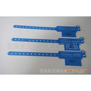 供应【可定制】一次性娱乐腕带 门票手带 广告手带 PVC腕带 环保手带