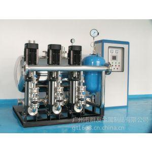 供应供应变频无负压智能供水设备