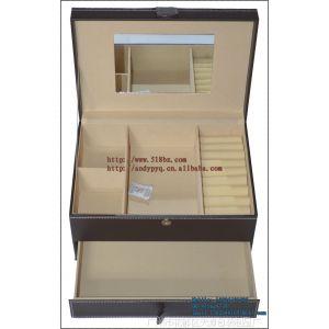供应热销新款 三层多功能收纳盒收纳箱 首饰收纳盒