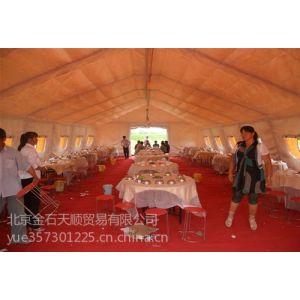 动房牌事宴帐篷 活动餐厅充气单层帐篷加工定制充气支柱