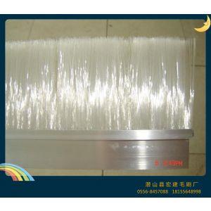 供应厂家供应玻璃业条刷 密封条刷 机械条刷 钢丝条刷 铝合金条刷